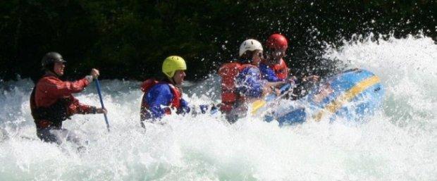 Rafting Jølster