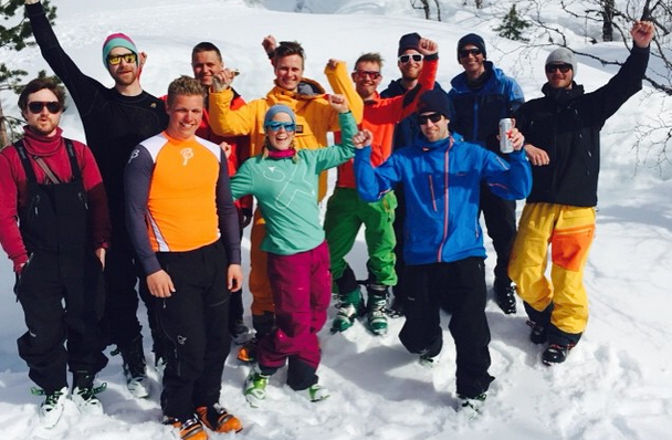 Resultater Snønuten Open 2015